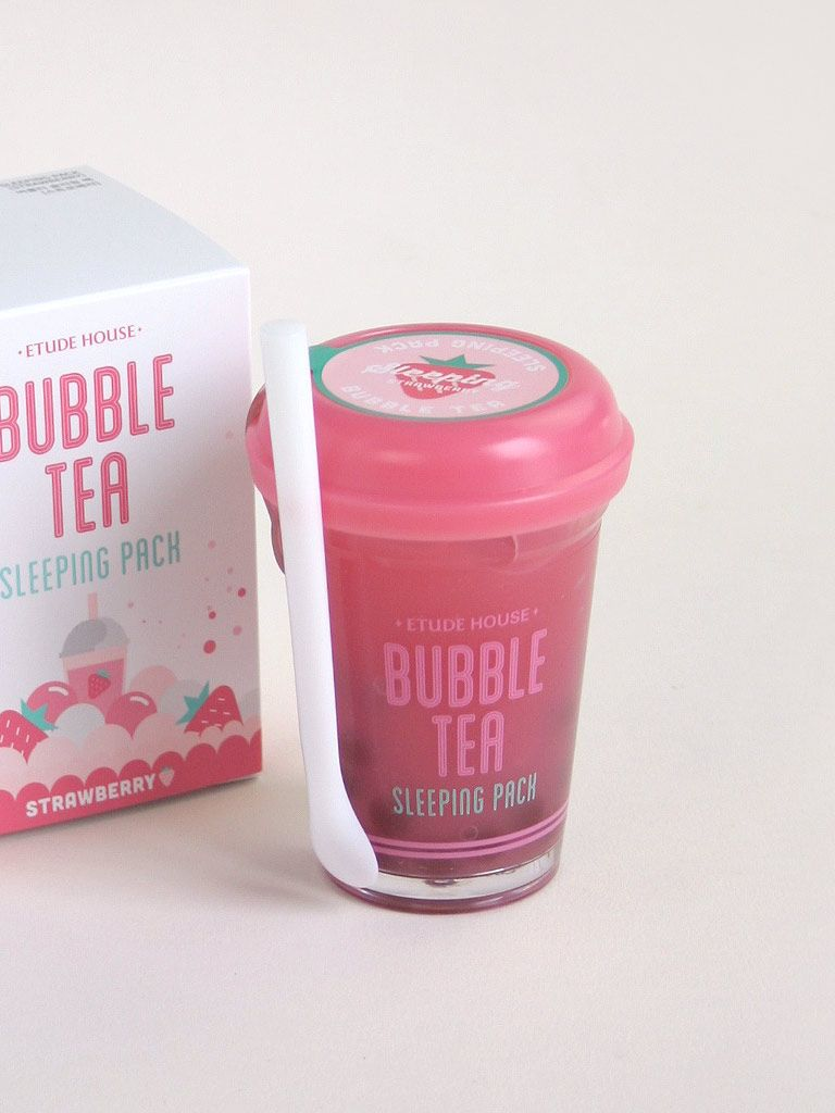 a1cd21cde Buy ETUDE HOUSE Bubble Tea Sleeping Pack (100g) at Althea Malaysia